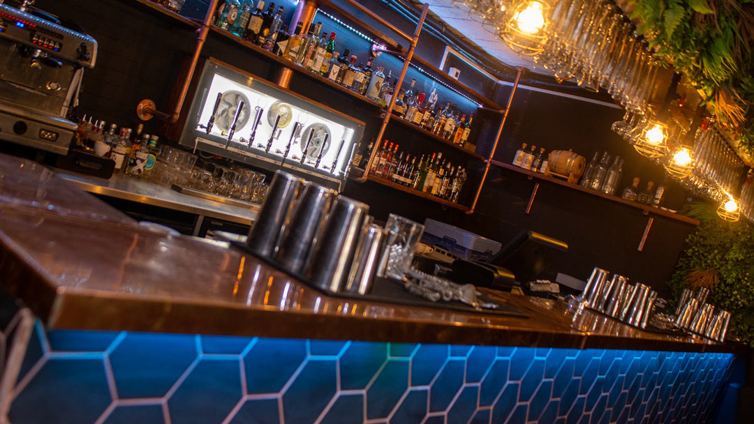 New Bar in Shrewsbury at Albert & Co Frankville