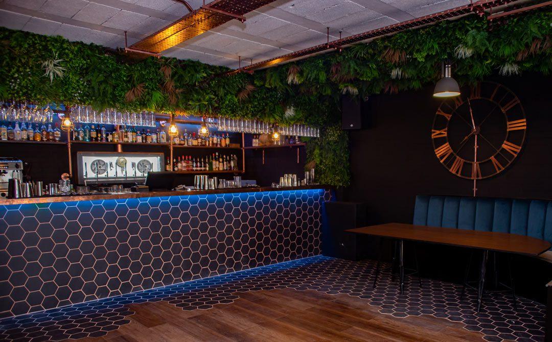 New Cocktail Bar in Shrewsbury at Albert & Co Frankville
