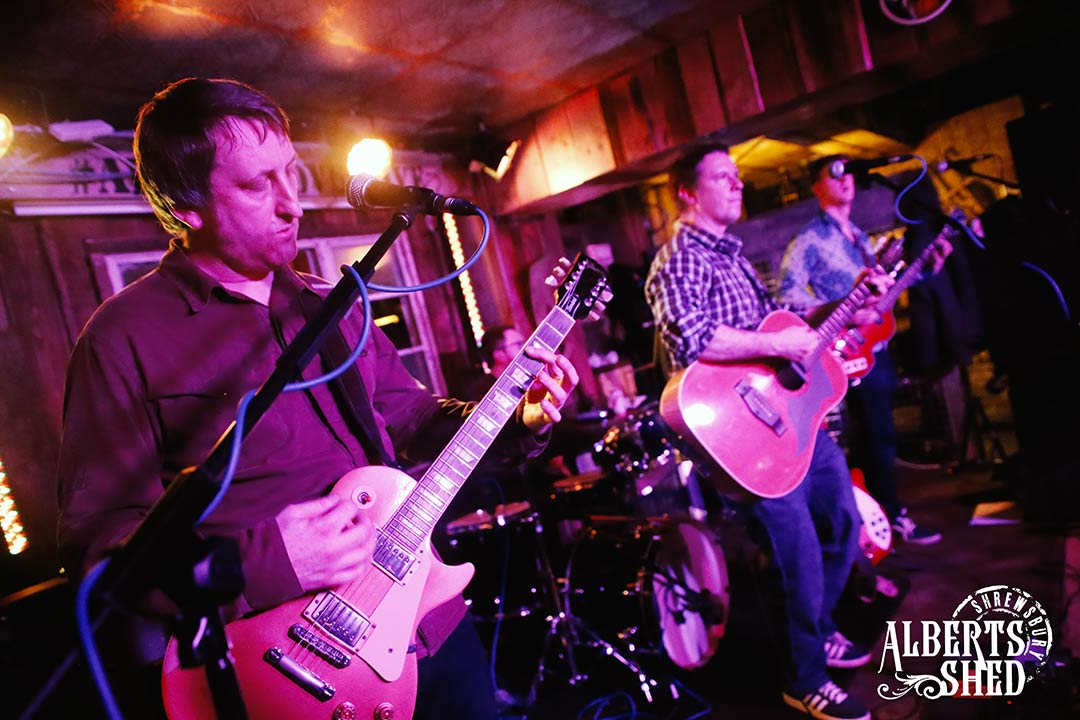 Northern Echoes Manchester Indie Covers Band