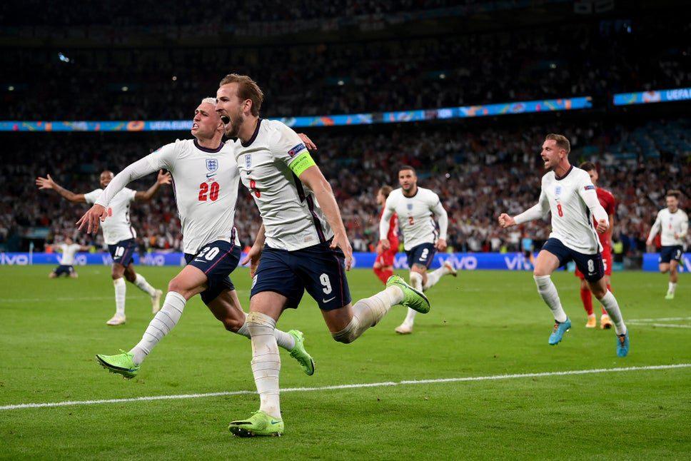 Euros Final - England v Italy